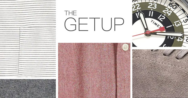 The Getup: How Do You Pull Off Smart Casual…With Shorts?