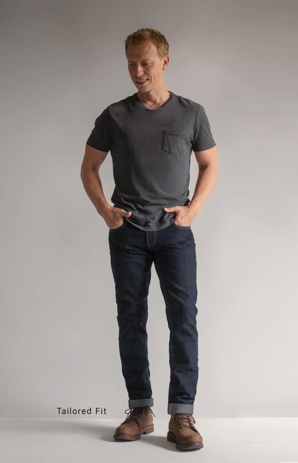 Jomers tailored fit jeans