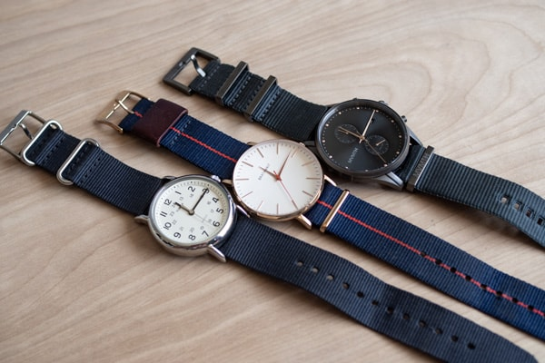 nato zulu watches