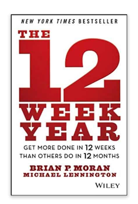 business books 12 week year