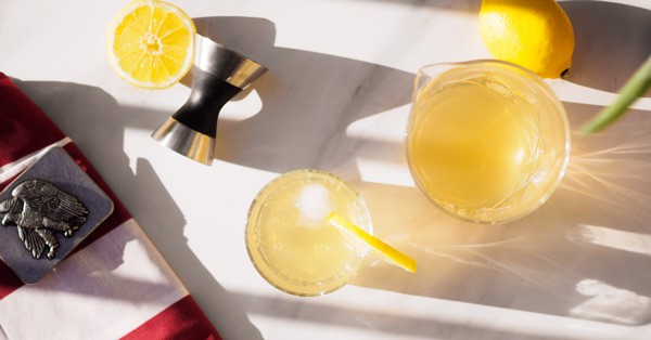This 200 Year Old Punch is the Perfect 4th of July Cocktail to Bring to a BBQ
