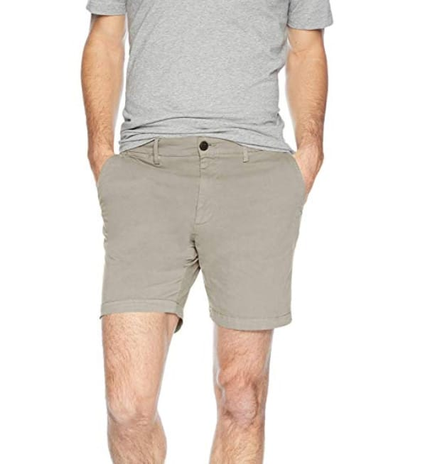 "Amazon Goodthreads 7"" Chino Short"