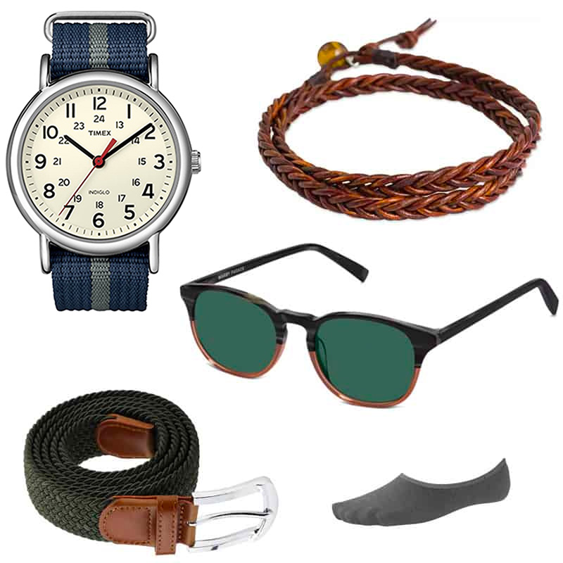 men summer accessories
