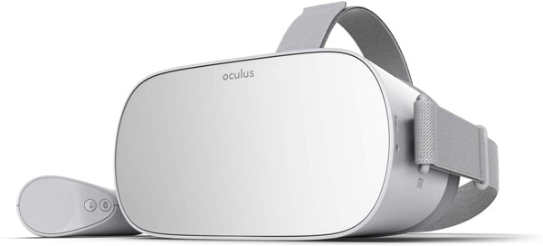 A close up of a occulus device