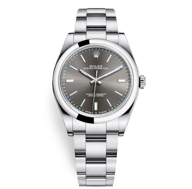 Oyster Perpetual 30, starting at $5,700 new