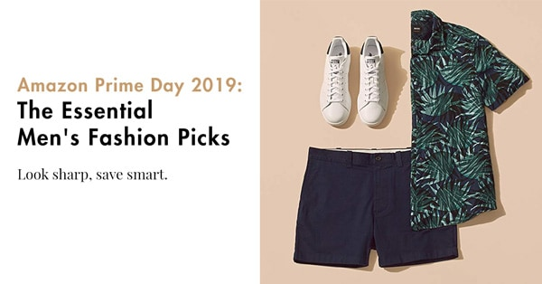 Amazon Prime Day 2019: The Best Men's Fashion Deals
