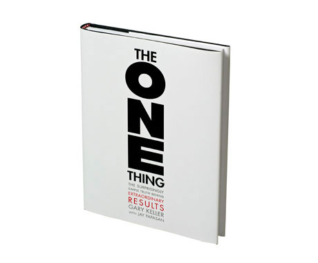 the one thing brian tracy