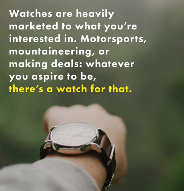 theres a watch for that