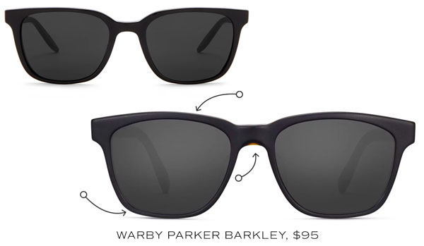 no time to die warby parker