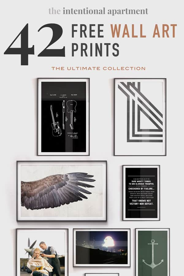 42 Free Wall Art Prints