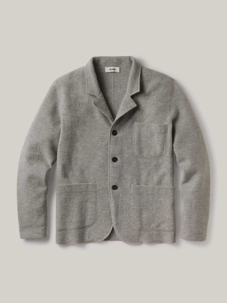 Felted Chore Coat