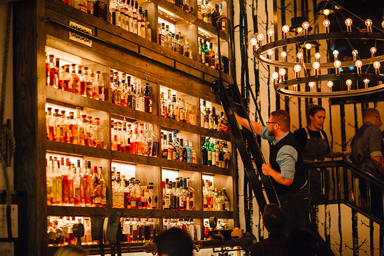 Butcher and the rye pittsburgh cocktails