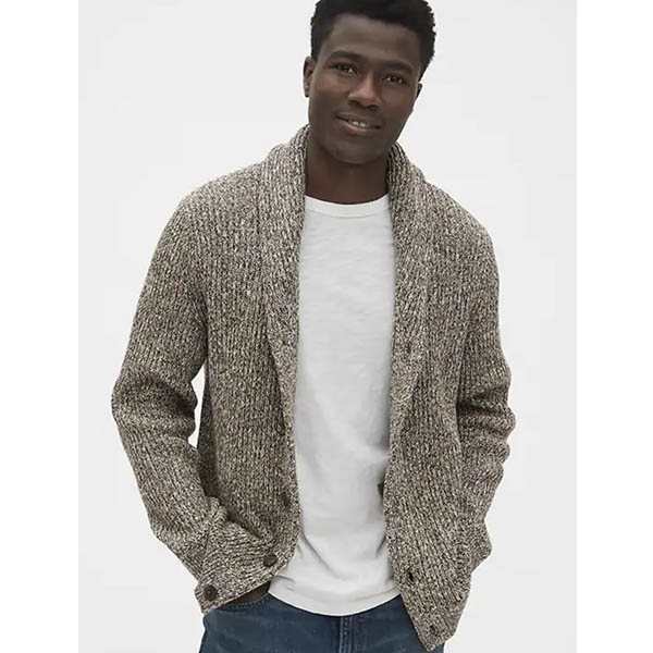 Shawl Cardigan Sweater