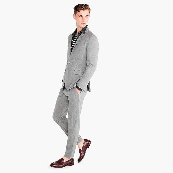 Jcrew Linen Suit