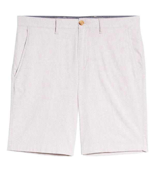 Nordstrom linen shorts