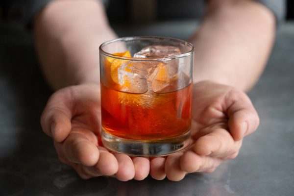 clyde common bar best old fashioned