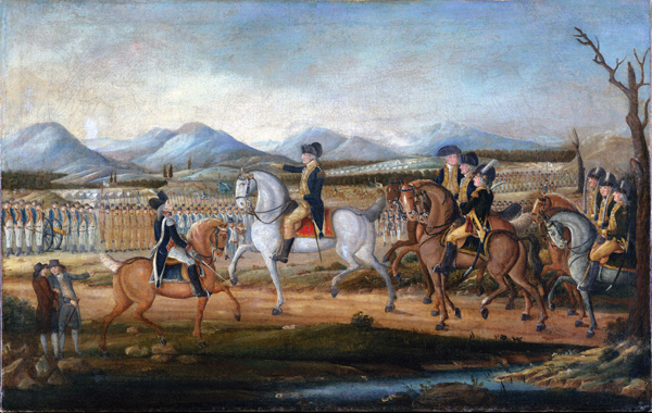 george washington whiskey rebellion