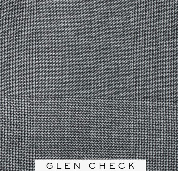 glen check pattern swatch