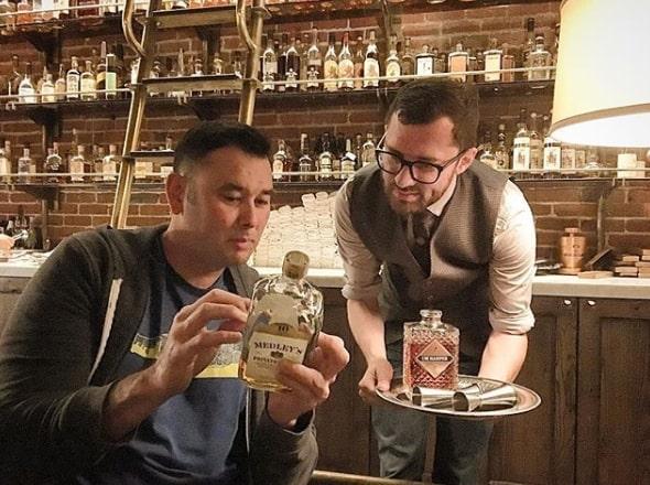 haberdasher bar san jose best old fashioned