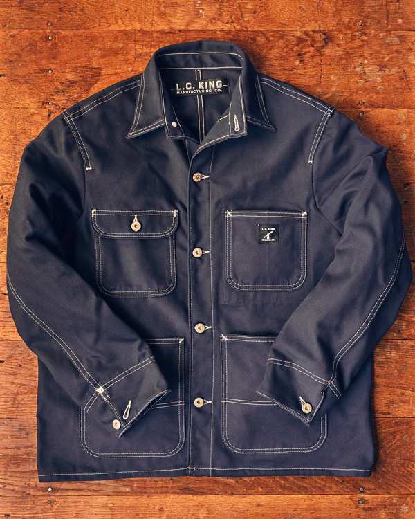 lc king chore coat