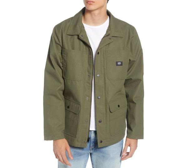 vans chore coat