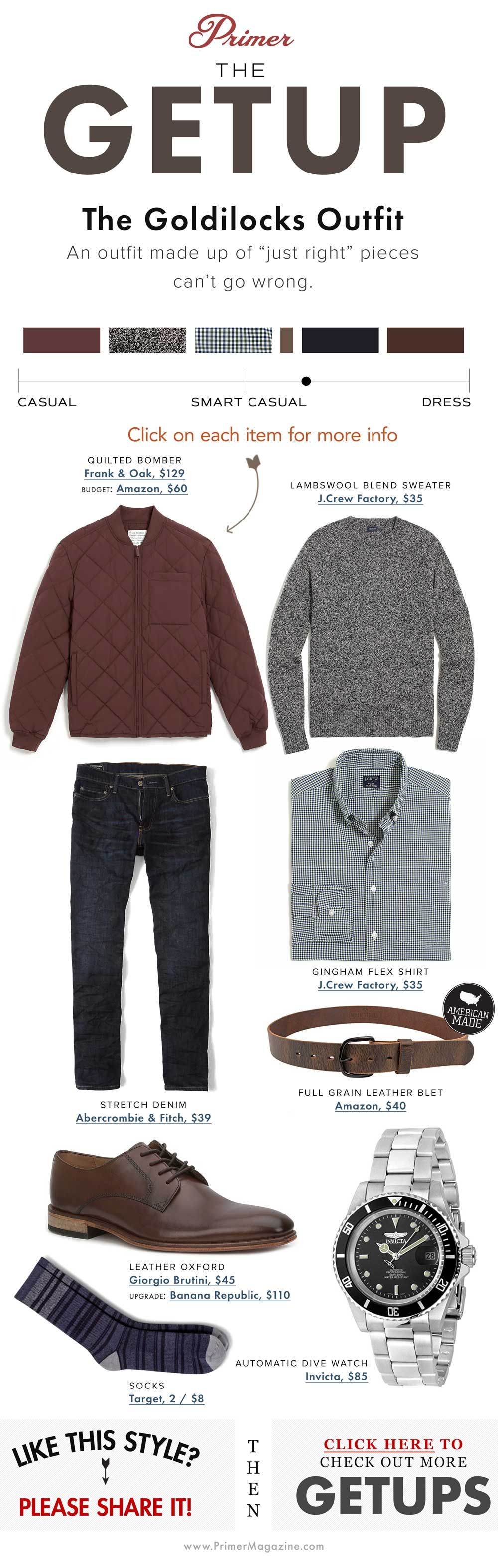 fall outfit men ideas