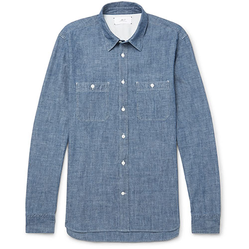 mr-porter-chambray-shirt