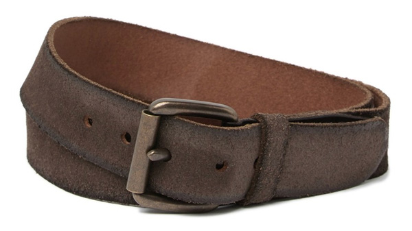 john-varvatos-waxed-suede-belt