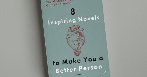 Turning The Page: 8 Inspiring Novels to Make You a Better Person
