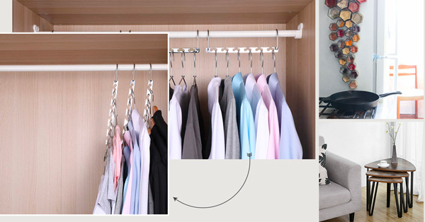 22 Genius Space-Saving Amazon Products To Organize Your Tiny Apartment