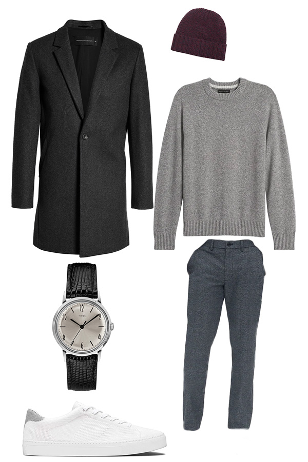 fall outfit men black friday