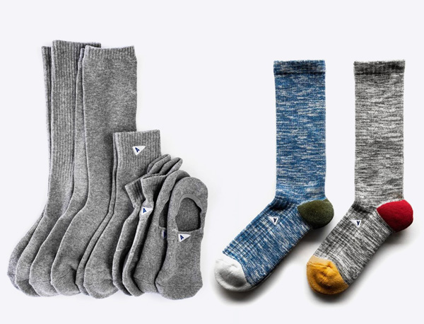 sustainable mens socks arvin