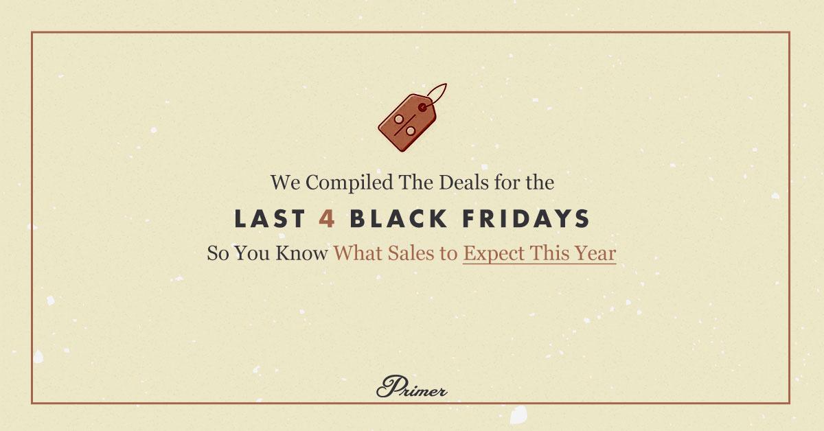 previous black friday deals