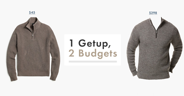1 Getup, 2 Budgets: Ready for Anything