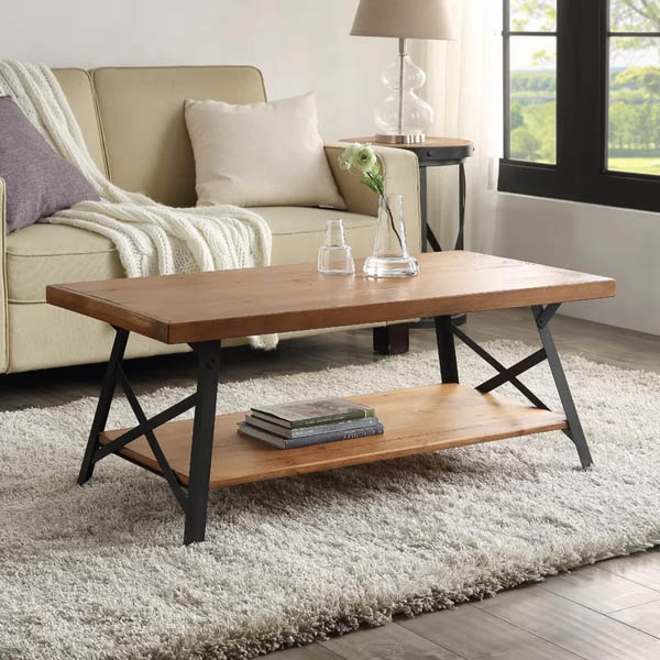 home upgrade under 150 tyronza coffee table