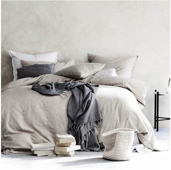 home upgrade under 150 modern style bedding