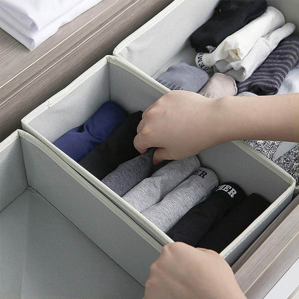 home upgrade under 150 foldable storage box