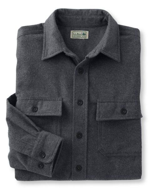 llbean-chamois-shirt