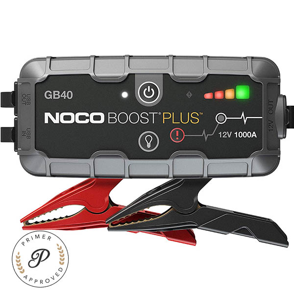 Portable Lithium Car Battery Jump Starter Pack