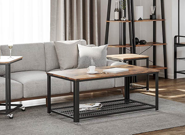 amazon industrial coffee table