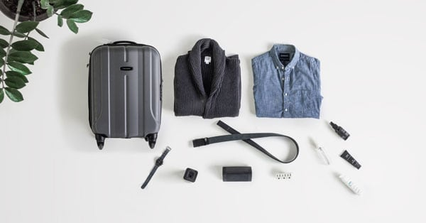 travel packing essentials feature