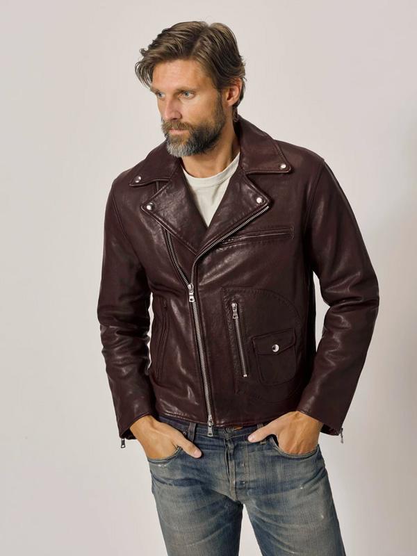 bruiser clubhouse moto jacket buck mason sale