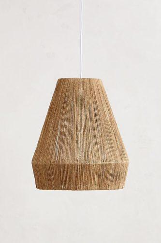 bungalow pendant light home decor