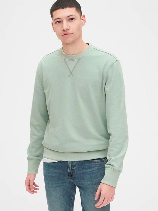 gap vintage crewneck sweatshirt