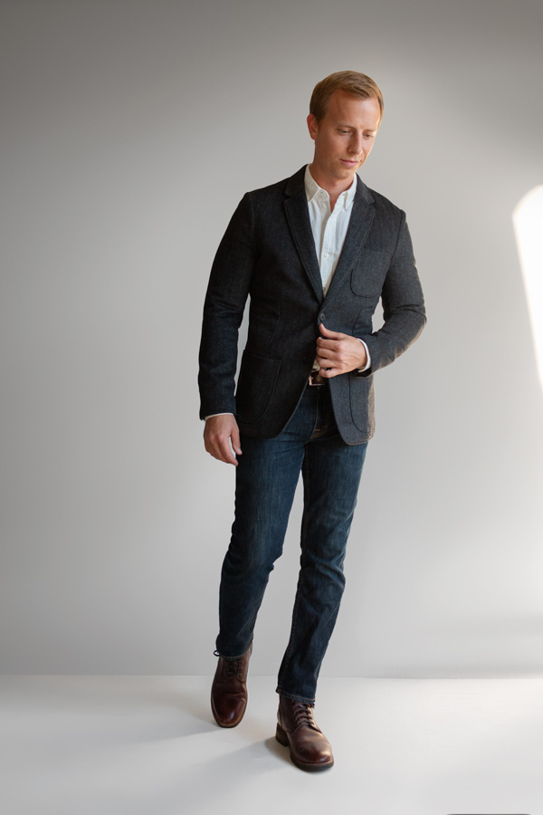 amazon goodthreads blazer