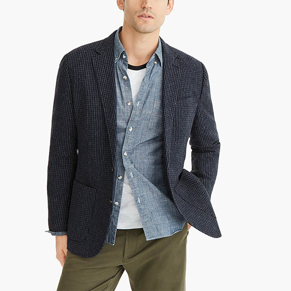 blazer jcrew factory