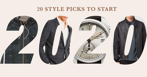 20 Style Picks to Start 2020