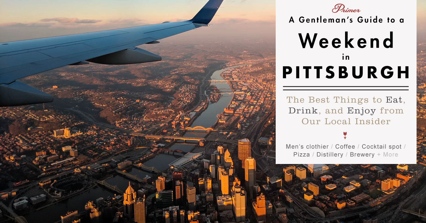 weekend in pittsburgh travel guide