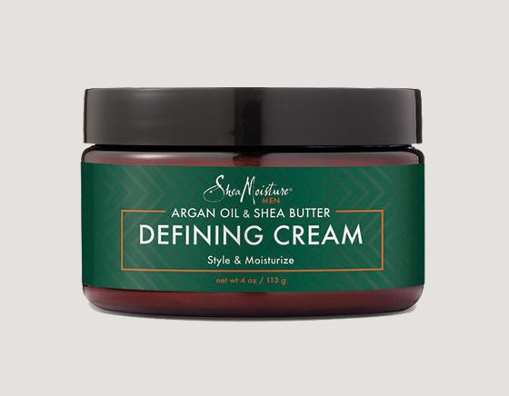 argan oil defining cream men hair products