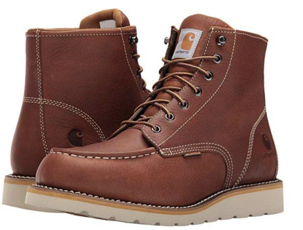 carhartt soft toe work winter boot